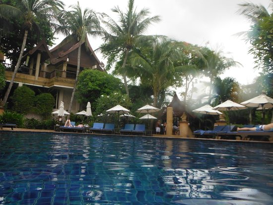 Novotel Phuket Resort : pool