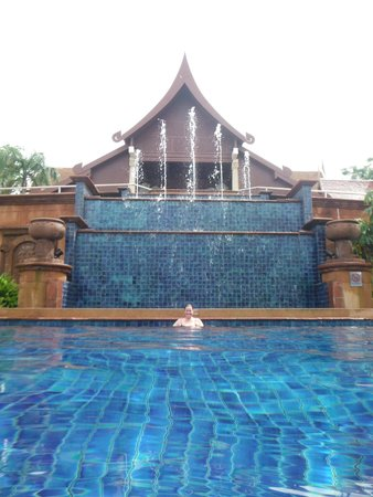 Novotel Phuket Resort : second tier pool