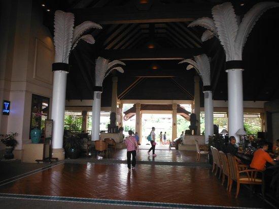 Novotel Phuket Resort : lobby