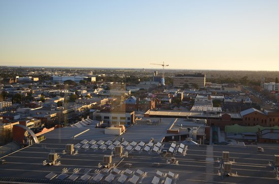 Hilton Adelaide : The view north