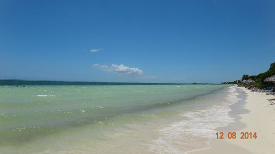 Melia Cayo Guillermo : Incredible vacation August 2014