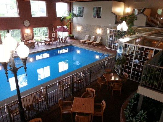 Hampton Inn Holland: Pool
