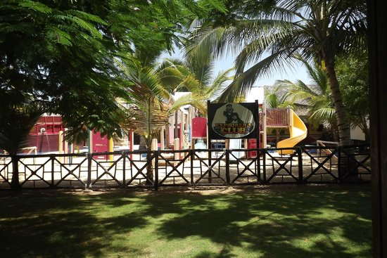 Dreams Punta Cana Resort & Spa: Kids Play Ground