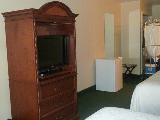 Royal Amsterdam Hotel: TV