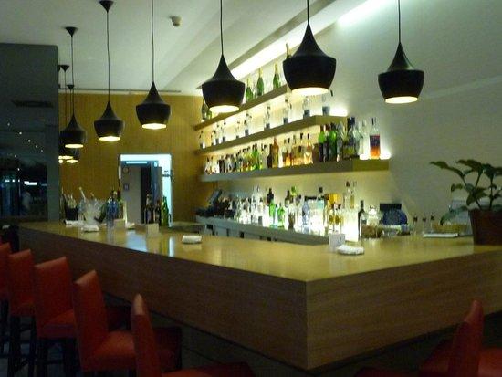 Hotel Paseo del Arte: Restaurante do lobby