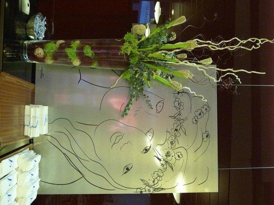 Hotel Paseo del Arte: Salão do café da manhã