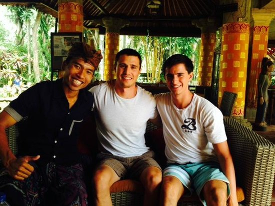 Bali Traditional Tours - Day Tours: Nayoman with our sons