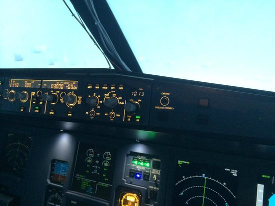iFlight Simulator Val d'Europe : iFlight Val d'Europe