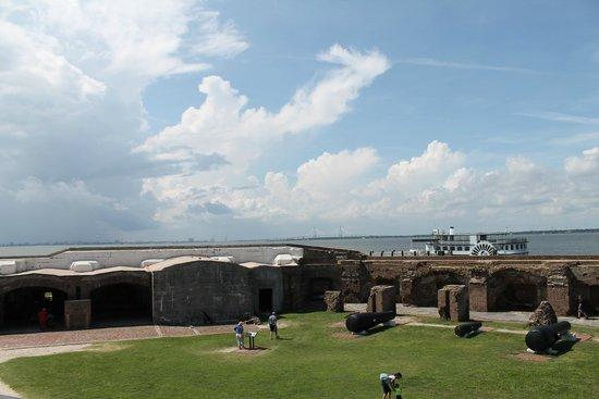 Fort Sumter National Monument: Fort Sumter