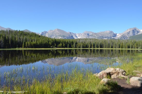 Bierstadt Lake
