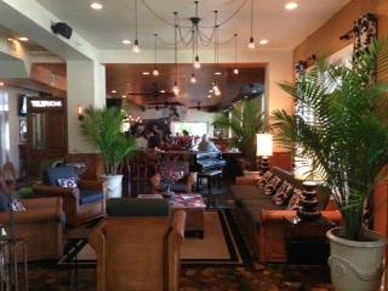 Hollander Hotel: lobby/restaurant/bar