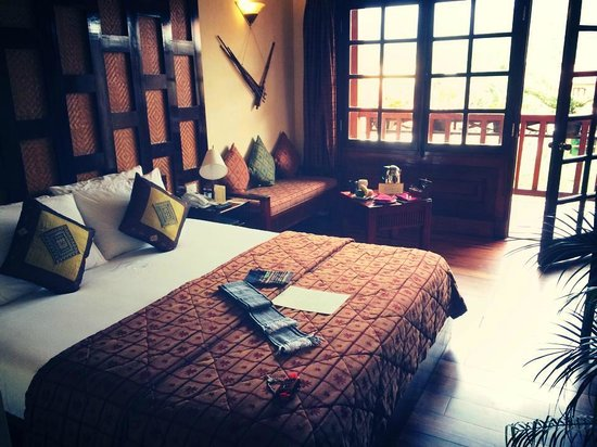 Victoria Sapa Resort and Spa: Deluxe double room