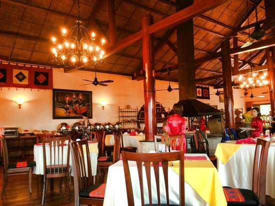 Victoria Sapa Resort and Spa: Our breakfast