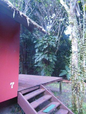 Mango Bay Resort Fiji: Safari Cabin