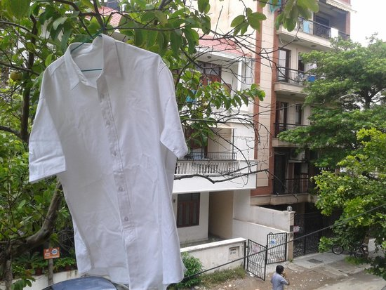 Grace Home : the order made shirt (thanks to Sanjee)