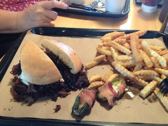 Blackjack bbq jacksonville baymeadows menu