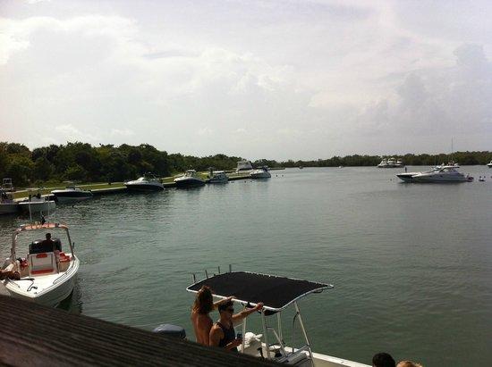Bill Baggs Cape Florida State Park: Marina