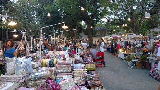 Picture Of Cicada Market  Hua Hin