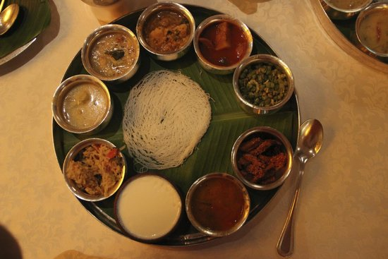 Dakshin : The Thali