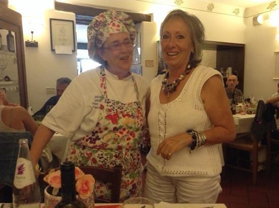 Giuliana e maurizia foto di al gambero rosso bagno di romagna tripadvisor - Bagno italia giuliana ...