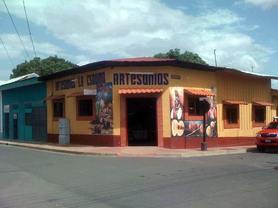Esteli, Nicaragua: Artesanías La Esquina