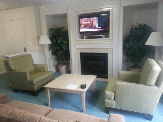Greensprings Vacation Resort: Living room was nice.
