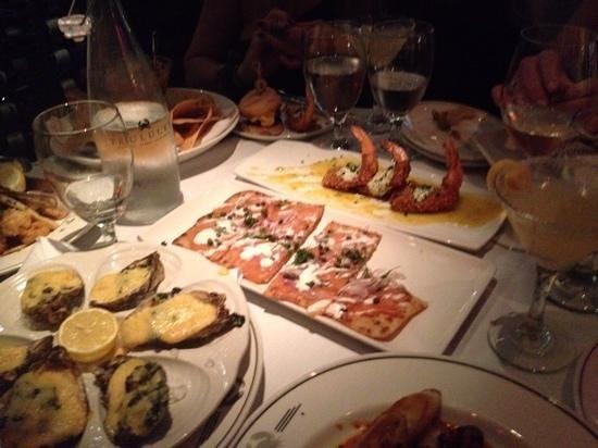 Truluck's Restaurant : Amazing Appetizers!!!!