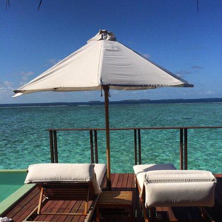 Kuda Funafaru Resort and Spa: Lovely morning