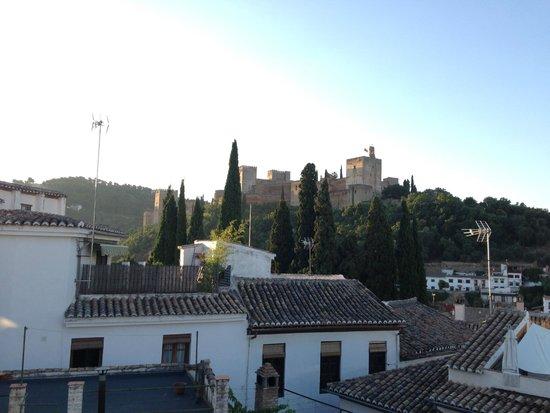 Casa del Aljarife - Granada: Another view from a room