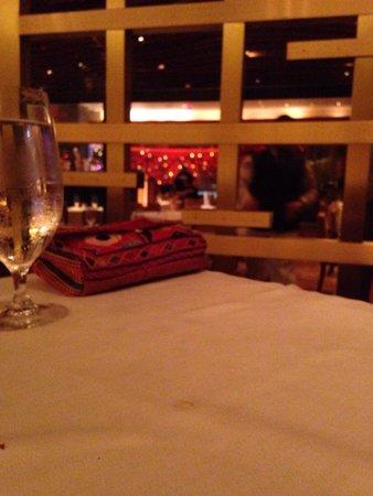 Bobby Flay Steak : nice dinner