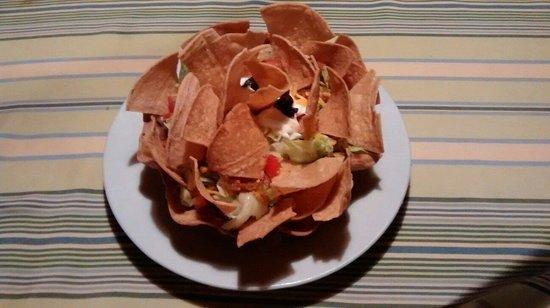 Gringo's: Ottimo piatto di nachos