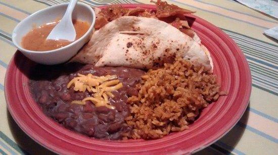 Gringo's: Soft taco