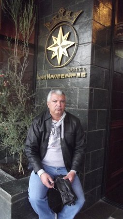 Hotel Los Navegantes : Fachada - Los Navegantes