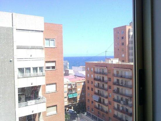 Hotel Maya Alicante: Вид из номера
