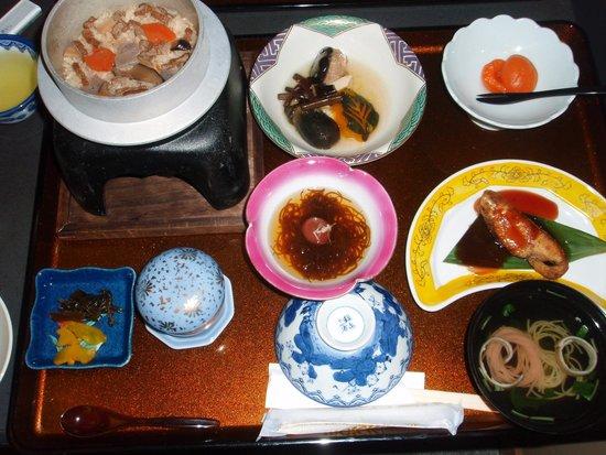 Hotel Grace Hakuba: 夕食