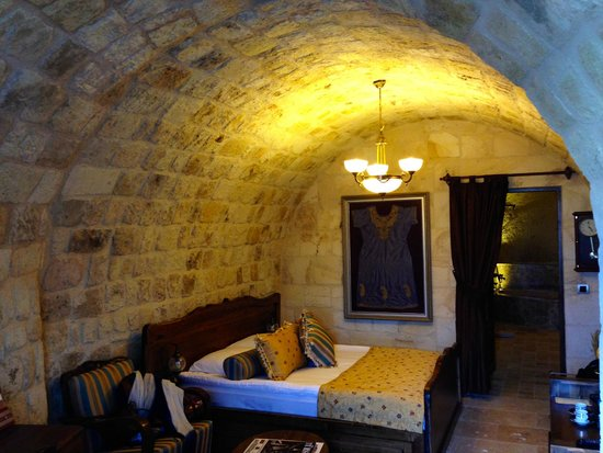 Kayakapi Premium Caves - Cappadocia: awesome room #129!