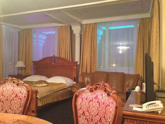 Hotel Europe: Номер
