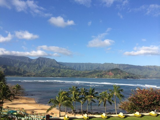 St. Regis Princeville Resort: view from room
