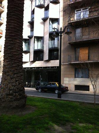 Hotel Ismael 312: facade
