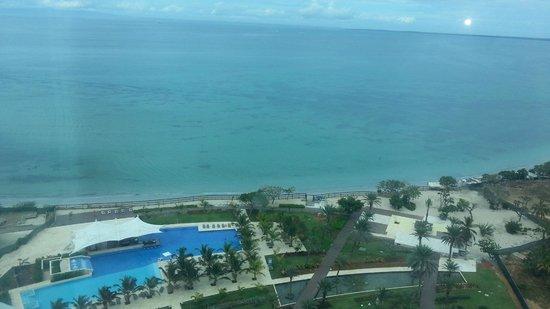 Wyndham Concorde Isla Margarita: Vista desde la habitación