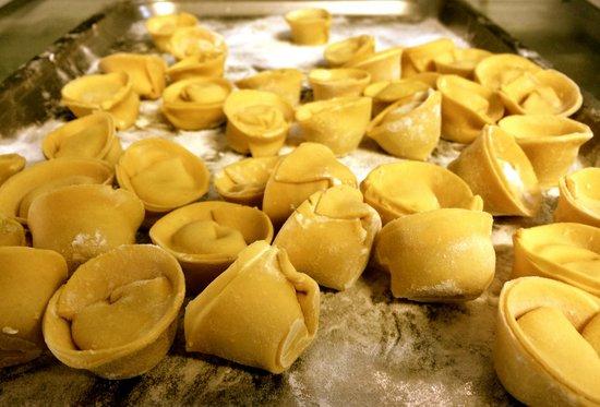 Cafe Victor: veal tortellini