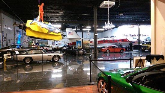 Dezer Car Museum Price
