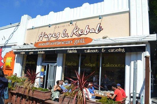 Gourmet Walks - Fun Foodie Tours: Hayes and Kebab