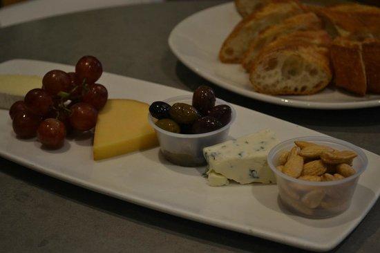 Gourmet Walks - Fun Foodie Tours: Cheese platter