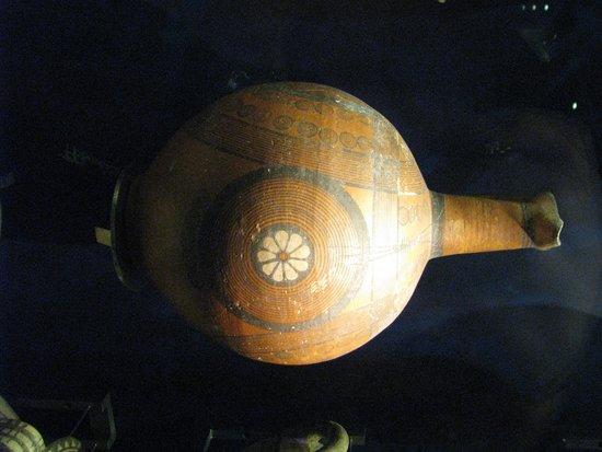 Musée d'art cycladique : Art and history
