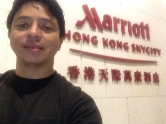 Hong Kong SkyCity Marriott Hotel: marriot