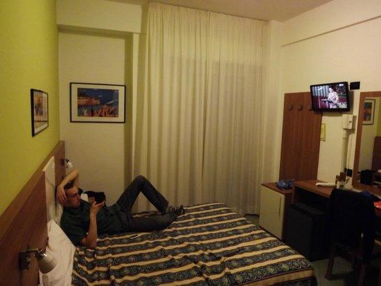 Hotel St. Pierre : В номере