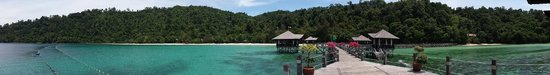 Bunga Raya Island Resort & Spa: Island paradise!