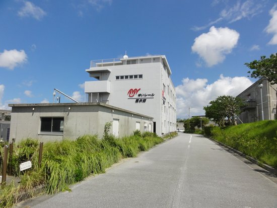 Yui Rail Museum: 建物の外観