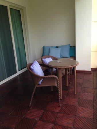 Iberostar Grand Hotel Bavaro: Balcony